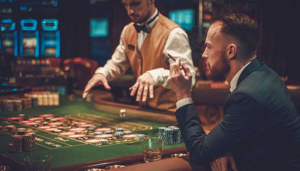 Teilnahme am Glücksspiel